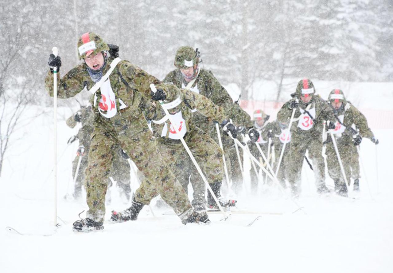 画像: 第3普通科連隊(名寄駐)