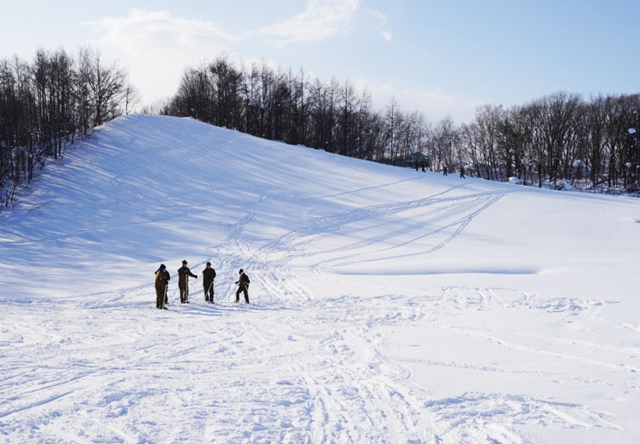 画像7: 官品スキー未経験者19人が積雪地集合訓練 岩見沢駐屯地