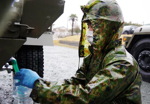 画像3: 【災派】最大震度6強 福島県で給水支援活動|防衛省・自衛隊