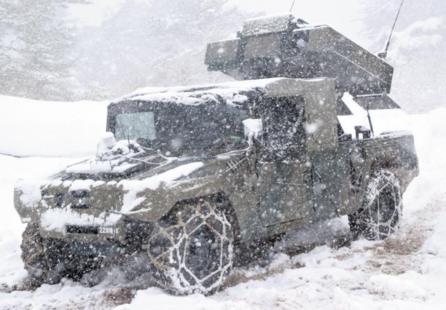 画像14: 雪舞う中、22即応機動連隊が第7次連隊野営訓練|多賀城駐屯地