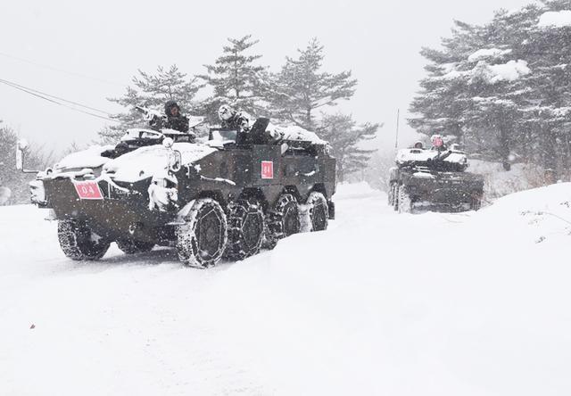 画像6: 雪舞う中、22即応機動連隊が第7次連隊野営訓練|多賀城駐屯地