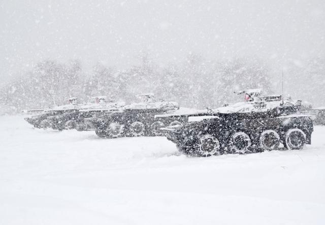 画像3: 雪舞う中、22即応機動連隊が第7次連隊野営訓練|多賀城駐屯地