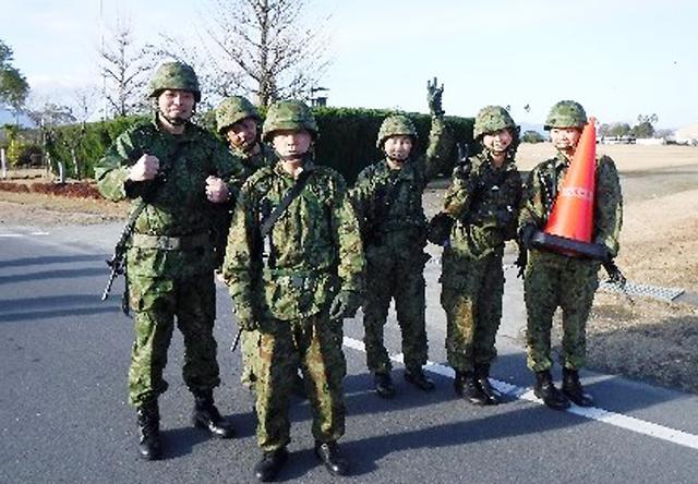 画像4: 中隊武装走競技会 319基地通信中隊国分派遣隊が力走 国分駐屯地