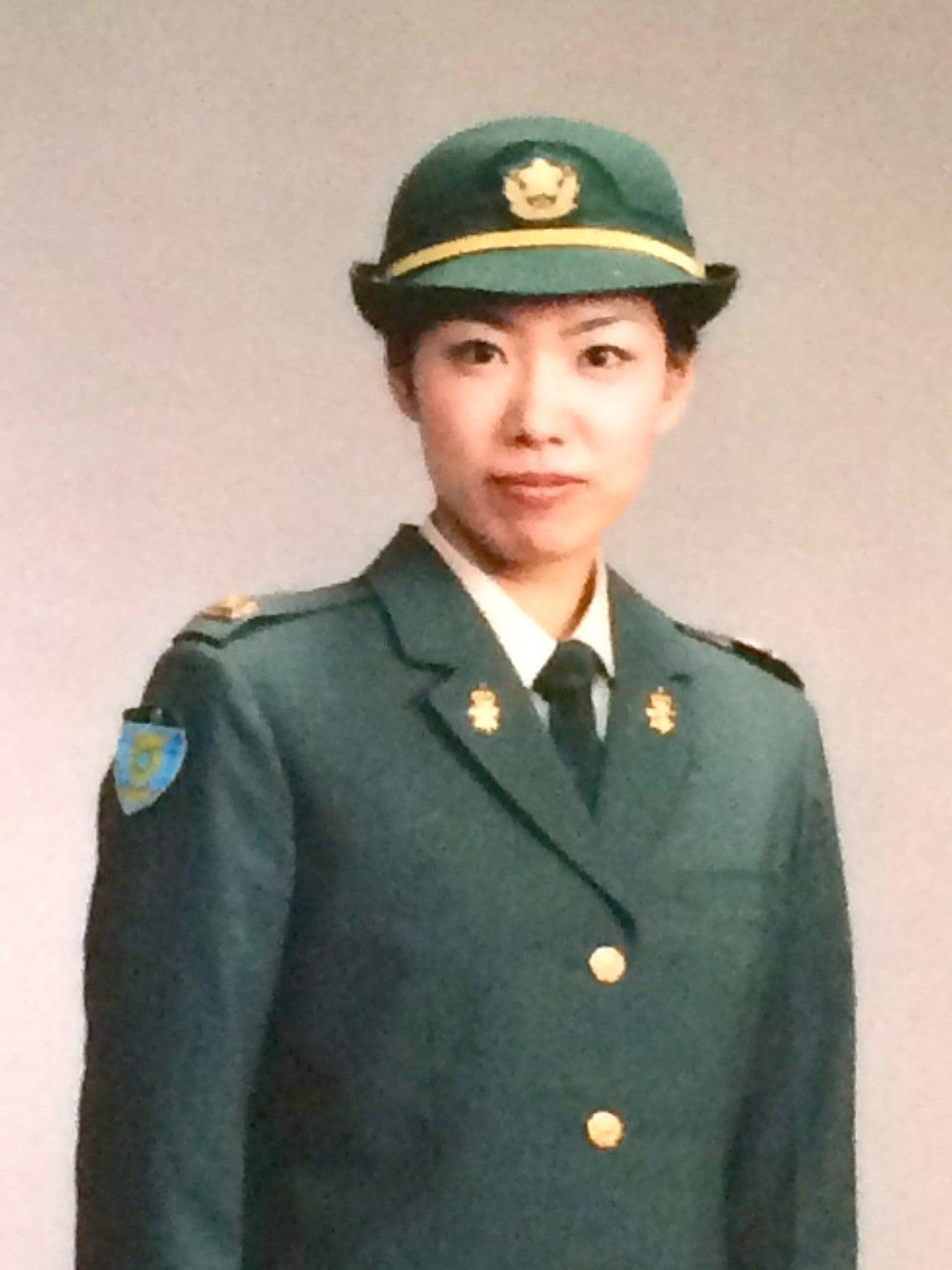 画像: 大久保さんの自衛官現役時代
