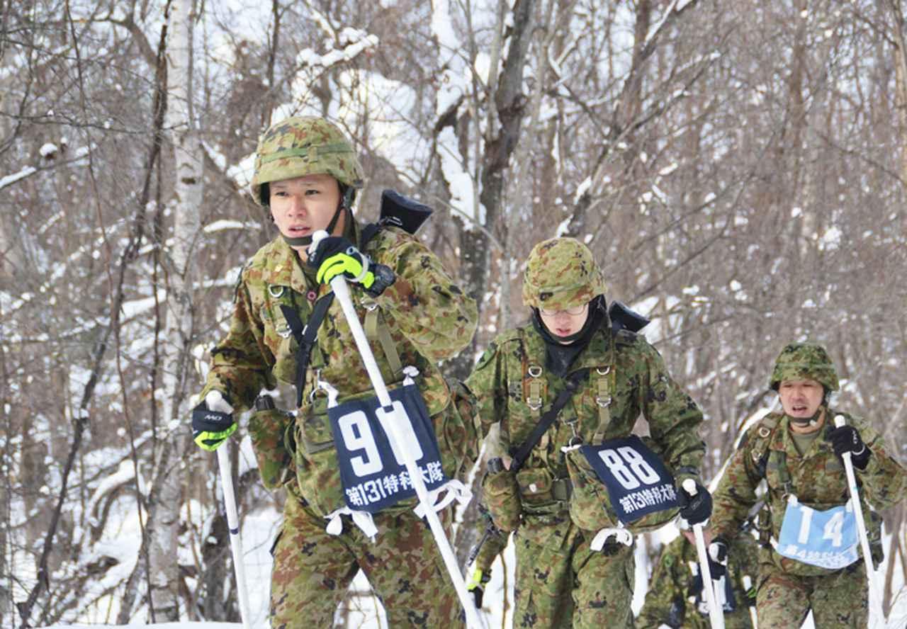 画像3: 4特科群 積雪寒冷地での機動能力向上図る 上富良野駐屯地