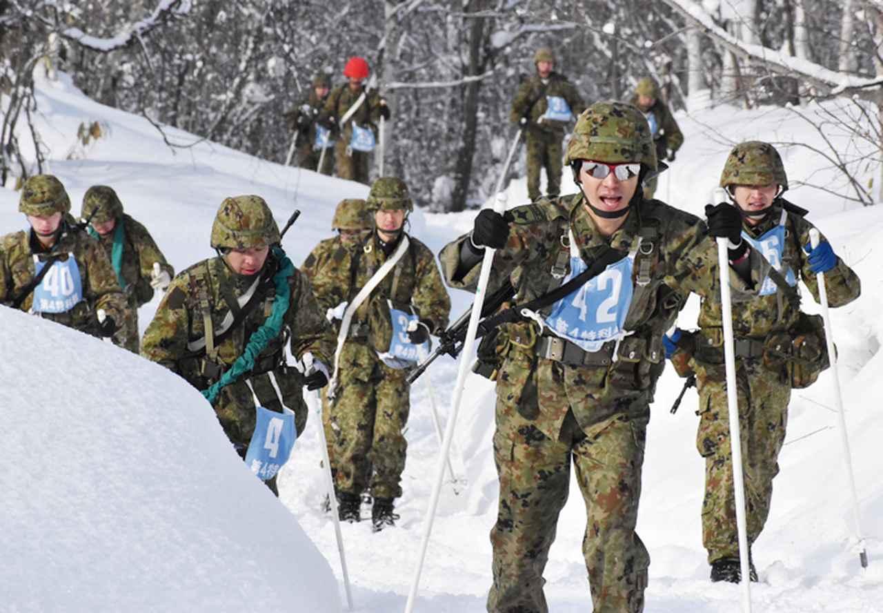 画像4: 4特科群 積雪寒冷地での機動能力向上図る 上富良野駐屯地