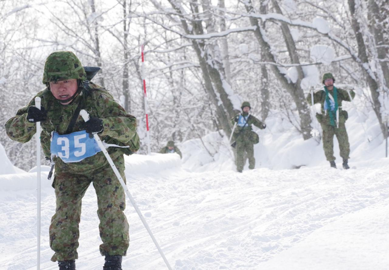 画像5: 4特科群 積雪寒冷地での機動能力向上図る 上富良野駐屯地