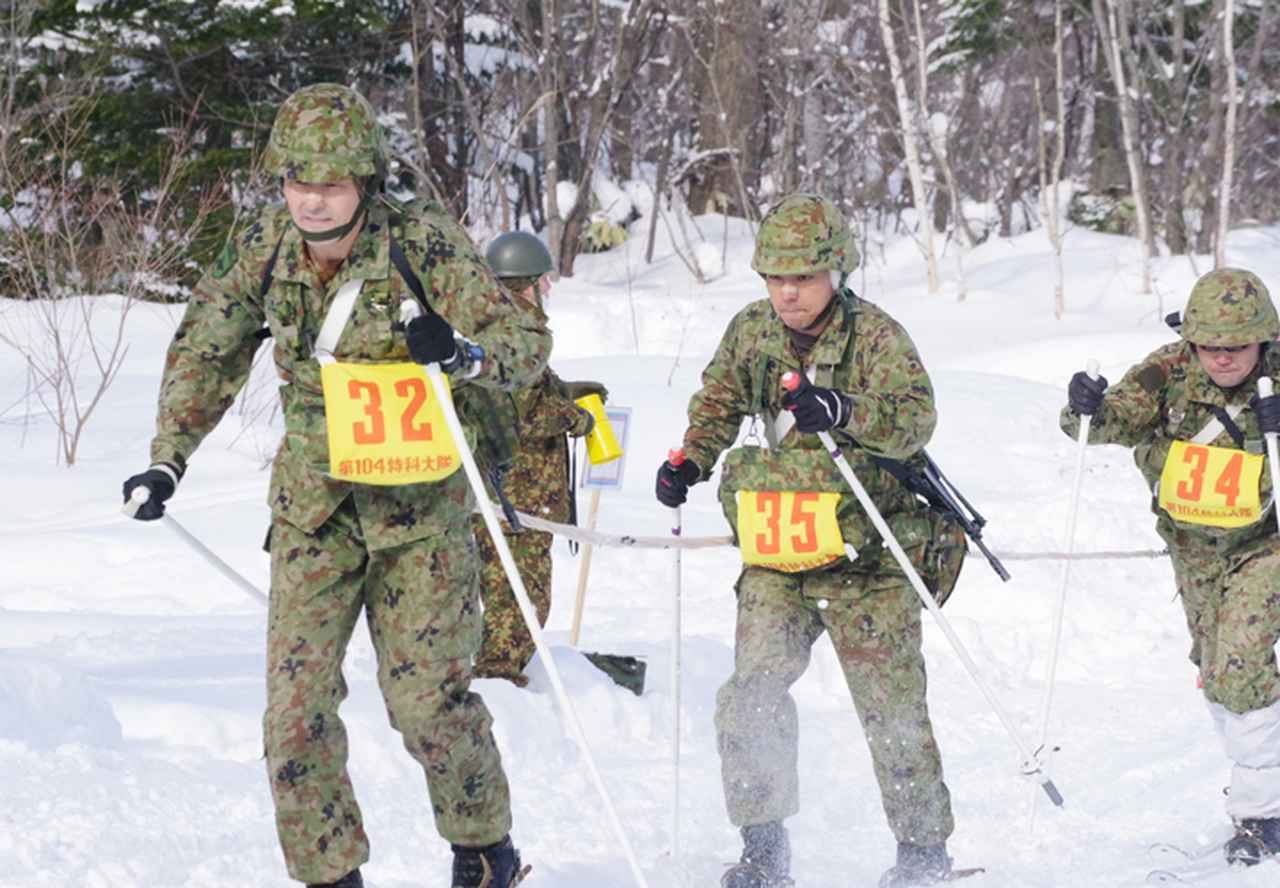 画像7: 4特科群 積雪寒冷地での機動能力向上図る 上富良野駐屯地