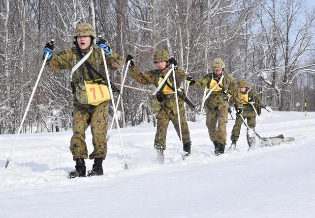 画像8: 4特科群 積雪寒冷地での機動能力向上図る|上富良野駐屯地
