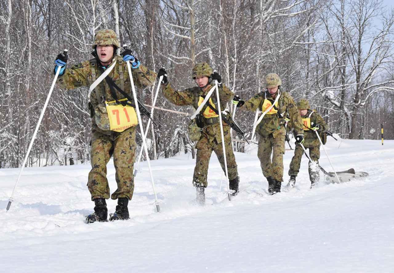 画像8: 4特科群 積雪寒冷地での機動能力向上図る 上富良野駐屯地