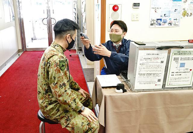 画像2: 献血に協力「社会貢献を続けたい」|岩見沢駐屯地