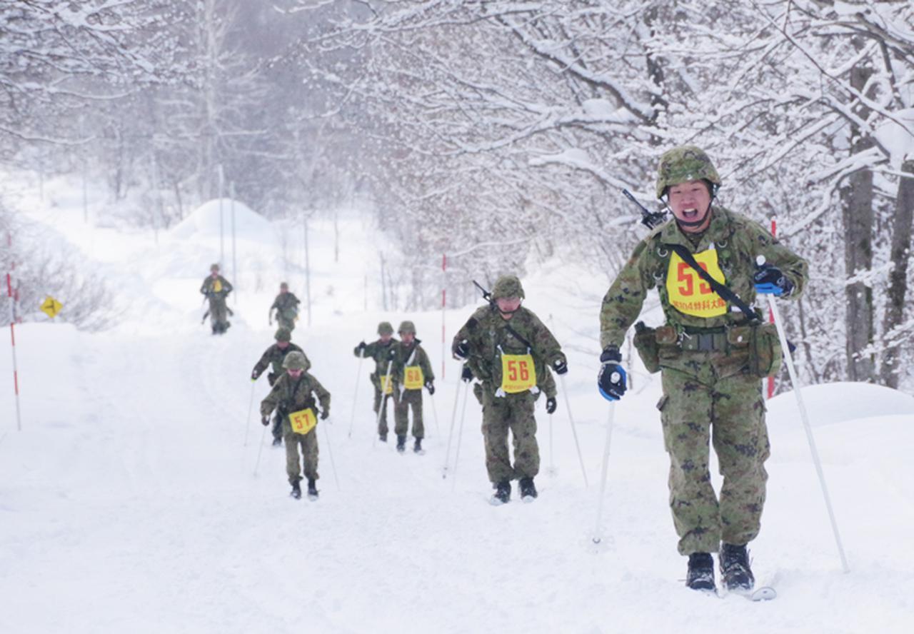 画像6: 4特科群 積雪寒冷地での機動能力向上図る 上富良野駐屯地