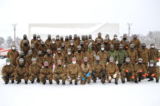 画像12: 「コロナ禍でも笑顔を」弘前城雪燈籠まつりに協力 弘前駐屯地