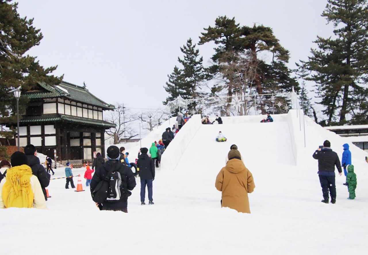 画像8: 「コロナ禍でも笑顔を」弘前城雪燈籠まつりに協力 弘前駐屯地