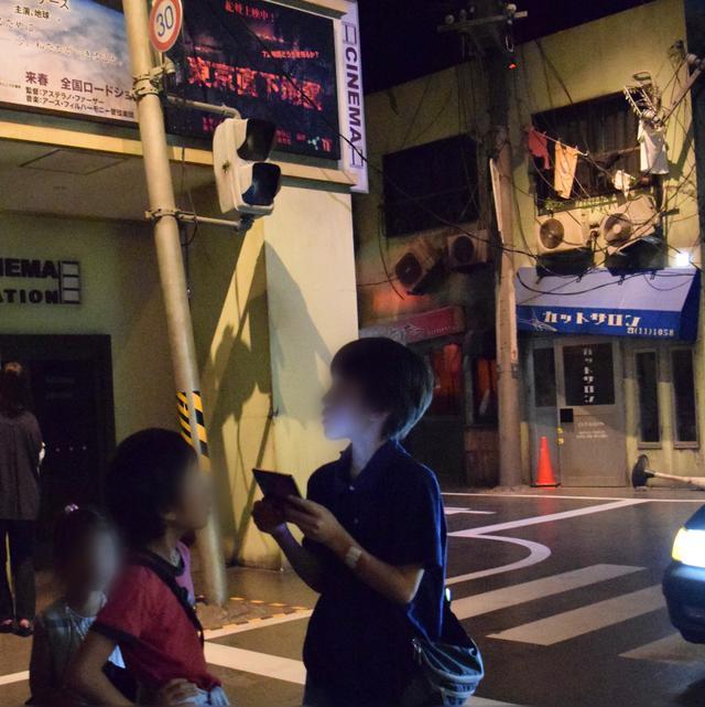 画像: 被災のイメージを実寸大で。(東京都 東京臨海広域防災公園 そなエリア東京)