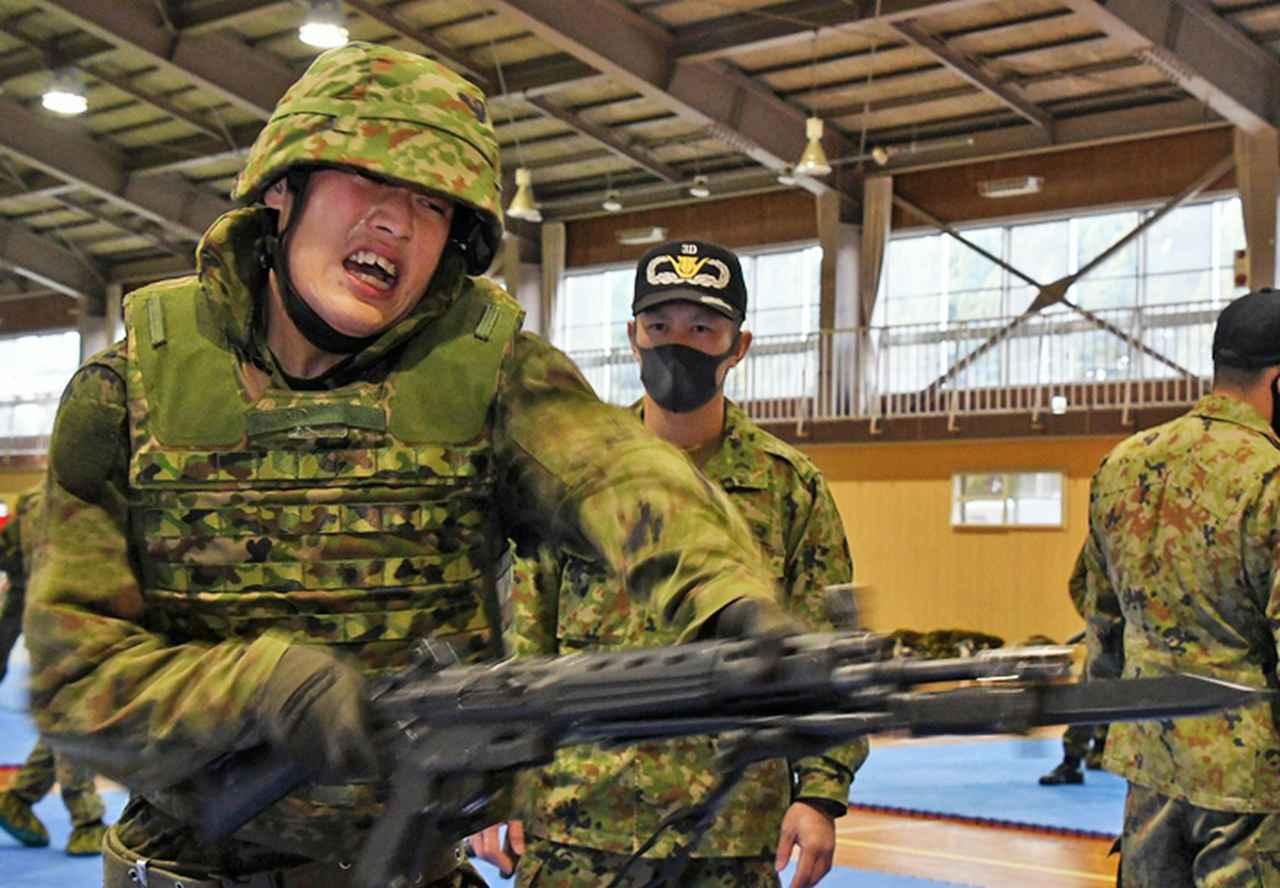 画像5: 師団格闘集合訓練 17人を部隊格闘指導官に認定 陸自3師団