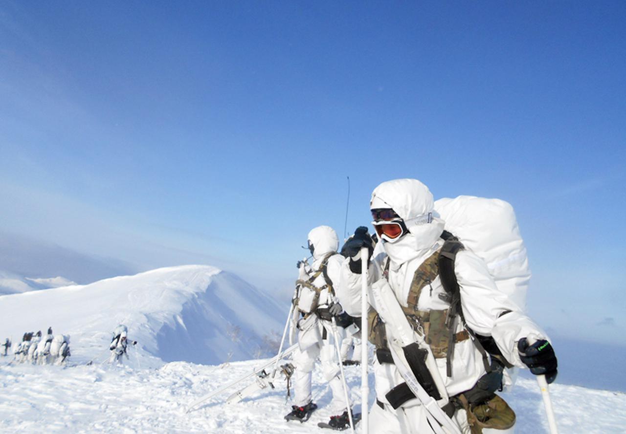 画像4: 1月27日:ニセコ地区 アンヌプリ山頂にて