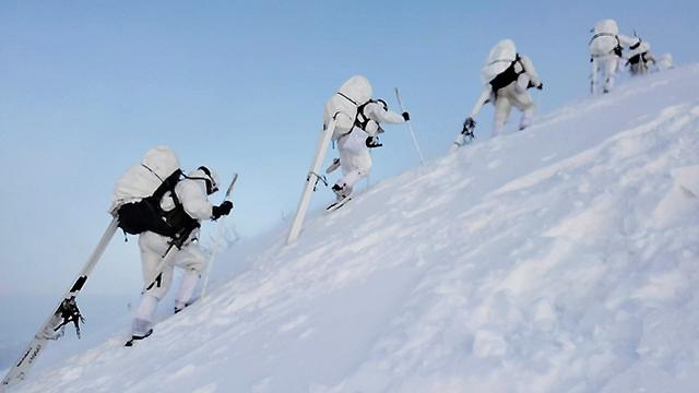 画像1: 1月27日:ニセコ地区 山岳地生存機動