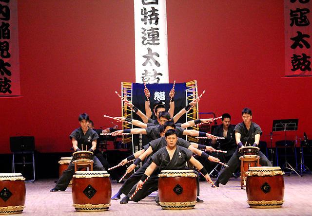 画像: 熊本西特連太鼓