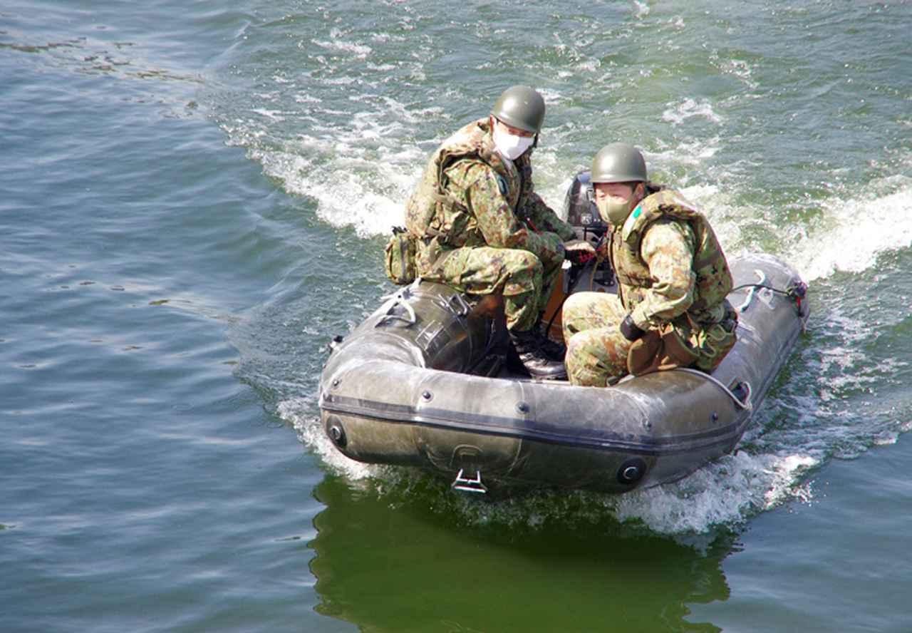 画像14: レンジャー隊員が大阪城で訓練 美化にも貢献 |伊丹駐屯地