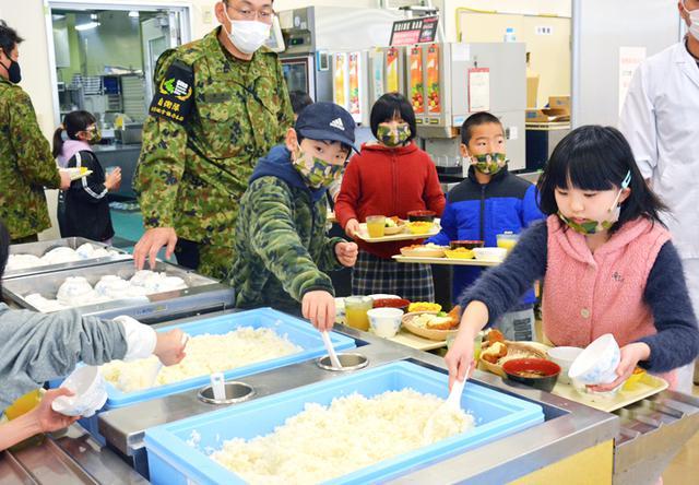 画像5: 小中学生の体験学習を支援 戦車の試乗も|玖珠駐屯地