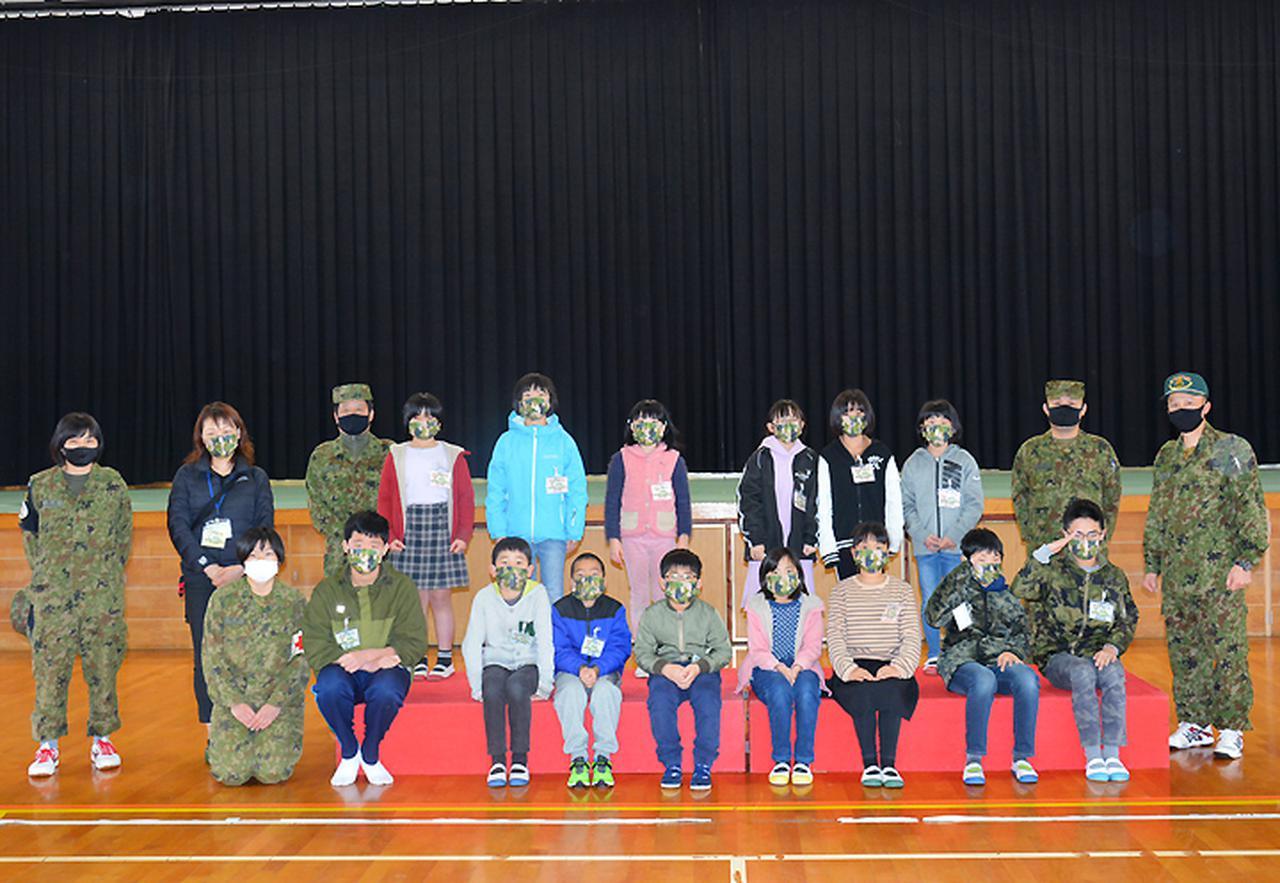 画像7: 小中学生の体験学習を支援 戦車の試乗も|玖珠駐屯地