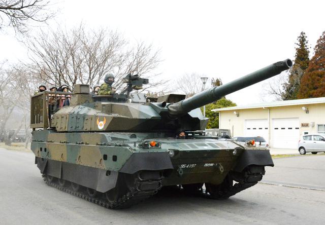 画像4: 小中学生の体験学習を支援 戦車の試乗も|玖珠駐屯地