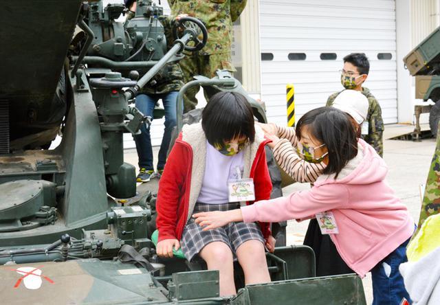 画像3: 小中学生の体験学習を支援 戦車の試乗も|玖珠駐屯地