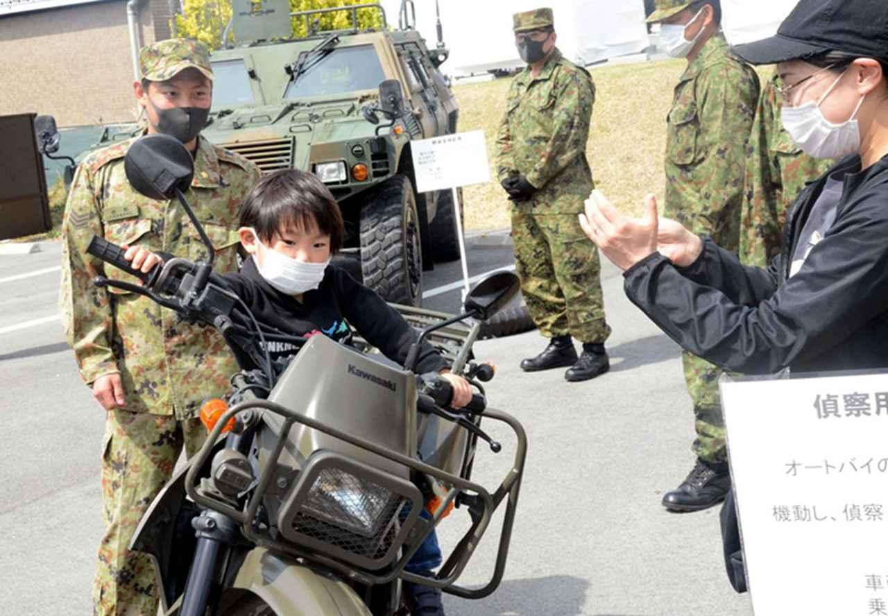 画像3: 地震被害から復興「新阿蘇大橋」開通記念イベントで広報|熊本地本