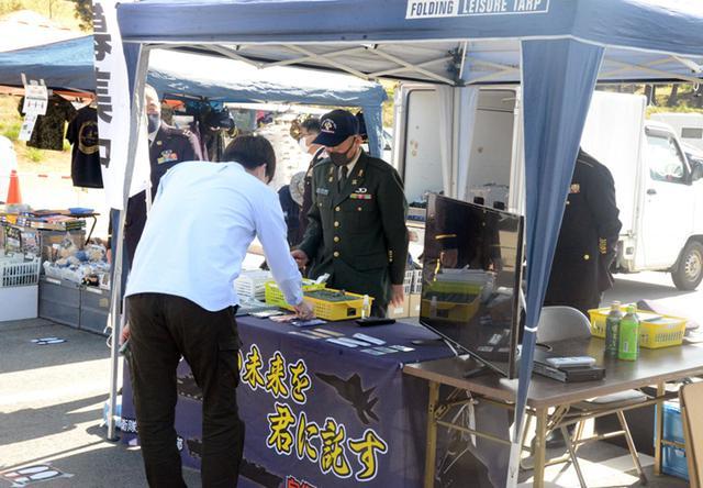 画像1: 地震被害から復興「新阿蘇大橋」開通記念イベントで広報|熊本地本