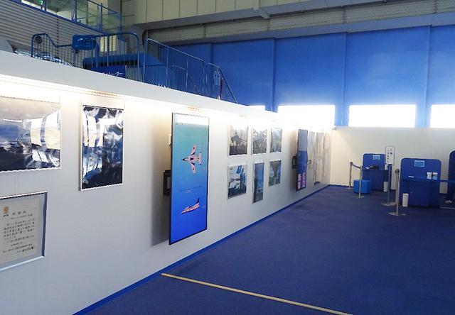 画像3: 「エアーパーク」がリニューアル ブルーインパルスコーナーを新設|空自浜松基地