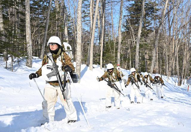 画像: 令和2年度旅団部隊スキー指導官養成集合訓練