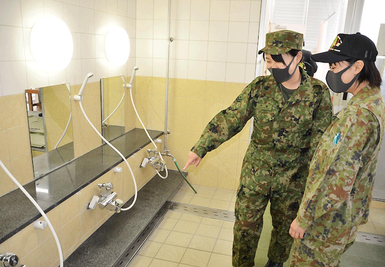 画像2: 浴場お披露目