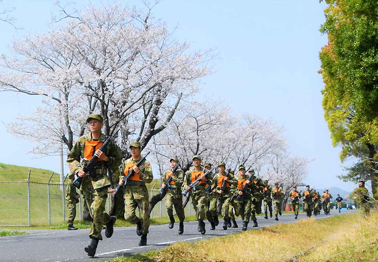 画像1: レンジャー訓練希望の45人に事前資格検査|国分駐屯地