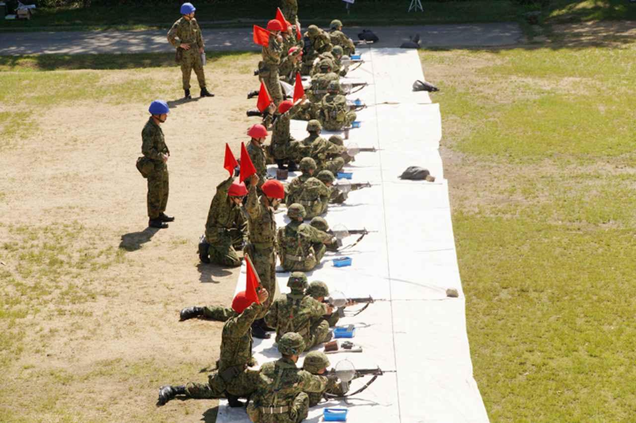画像8: 入隊後1カ月、自衛官候補生が初めての実弾射撃|福知山駐屯地