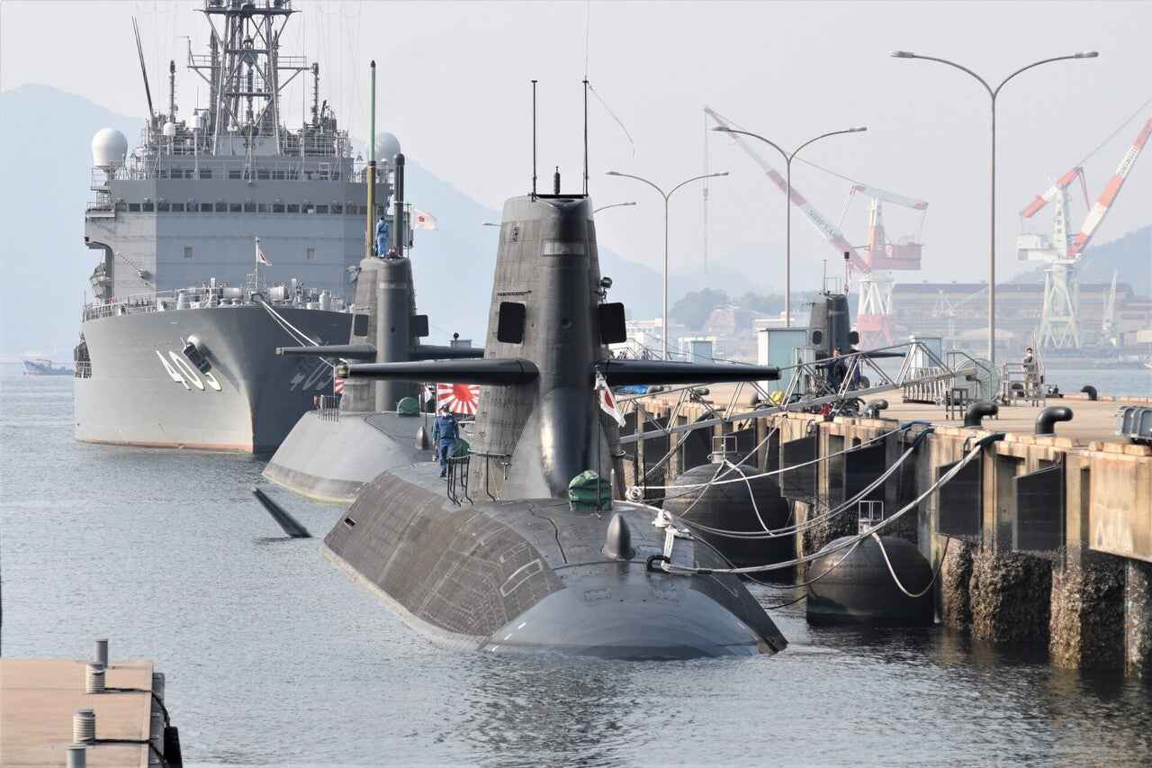 画像: 潜水艦乗員という希少な経験、エピソード