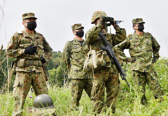 画像8: 「バディの大切さを痛感」12普連が基本戦技訓練 国分駐屯地