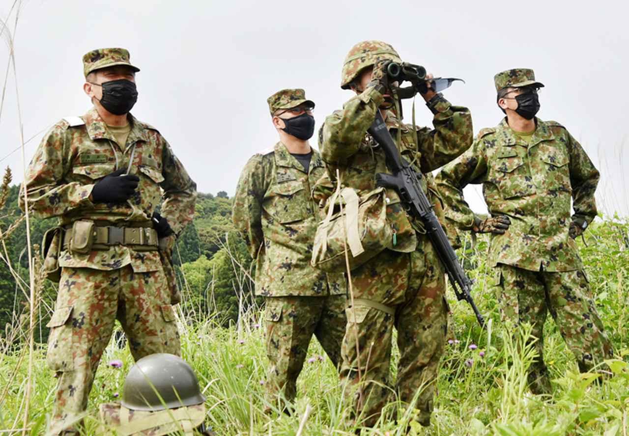 画像8: 「バディの大切さを痛感」12普連が基本戦技訓練|国分駐屯地