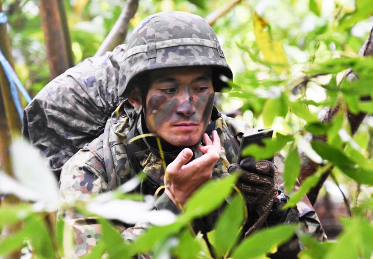 画像3: 「バディの大切さを痛感」12普連が基本戦技訓練|国分駐屯地