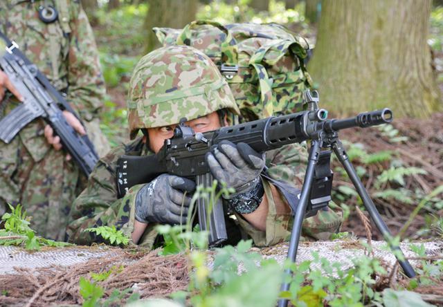 画像2: 「バディの大切さを痛感」12普連が基本戦技訓練 国分駐屯地