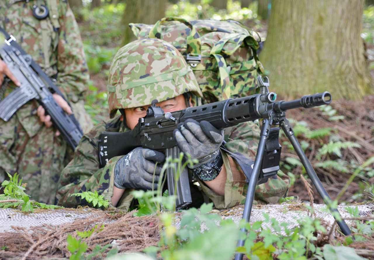 画像2: 「バディの大切さを痛感」12普連が基本戦技訓練|国分駐屯地