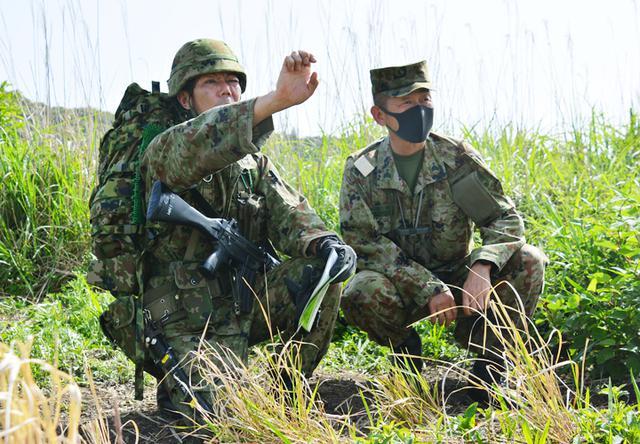 画像5: 「バディの大切さを痛感」12普連が基本戦技訓練 国分駐屯地