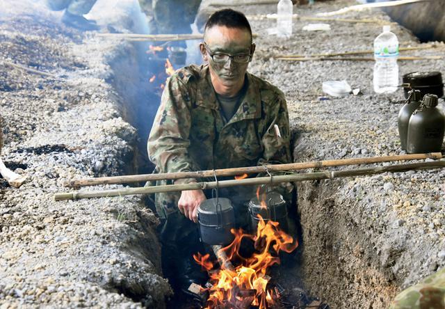 画像7: 「バディの大切さを痛感」12普連が基本戦技訓練 国分駐屯地