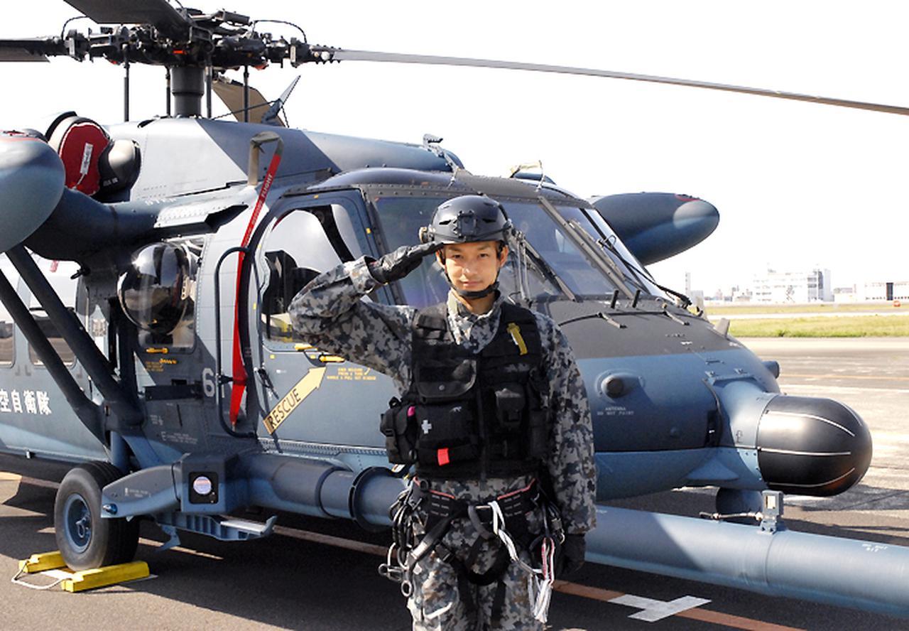 画像2: 「リコカツ」で話題の救難員になるには? 海空自現役隊員が協力|京都地本
