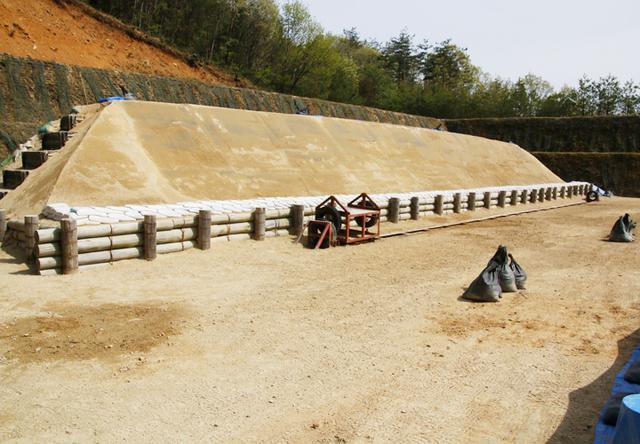 画像5: 春季演習場整備に36普連 訓練施設の機能を回復|伊丹駐屯地