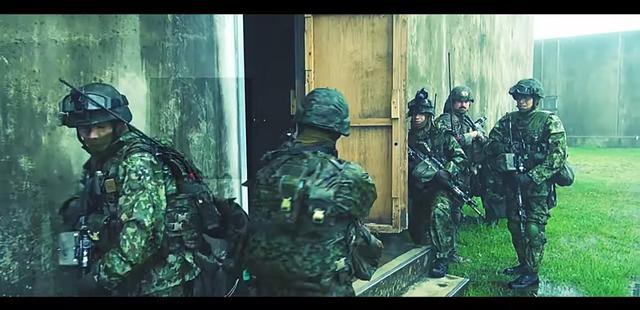 画像: 陸上自衛隊 広報チャンネル【オリエント・シールド21】より www.youtube.com