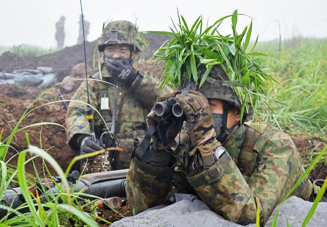 画像1: 42即機連 1中隊、補給・衛生両小隊訓練検閲|北熊本駐屯地