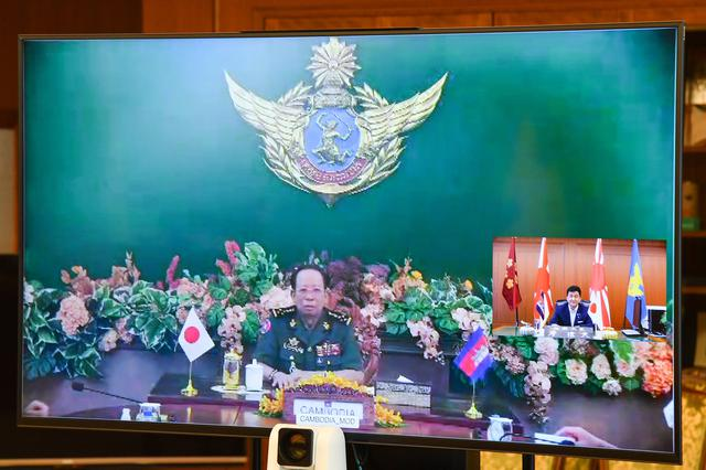 画像2: 防衛省ツイッターから twitter.com