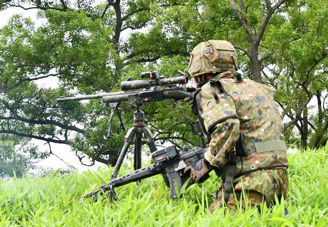 画像5: 12普連が連隊検閲を受閲 敵侵略阻止し任務完遂|国分駐屯地