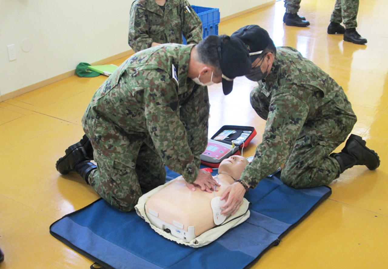 画像: 救急法